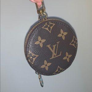 Monogram Pochette Multi Round Coin Purse Wallet